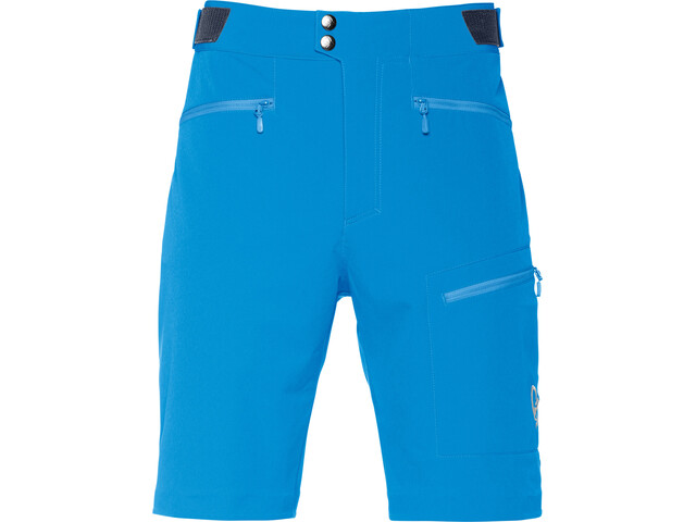 Norrøna Falketind Flex1 Shorts Men Hot Sapphire